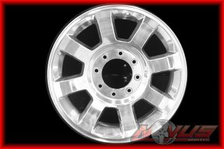 20 Ford F250 F350 Suderduty FX4 King Ranch Polished Wheels 18