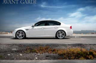 19 Avant Garde M355 Staggered Wheels Fit BMW E90 E92 E93 325i 328i