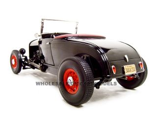 diecast model of Ford Model A Roadster die cast car by Highway 61