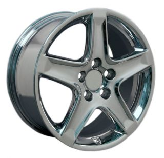 17 Chrome Wheels Rims Fit Acura 3 2 TL RL RSX TSX MDX