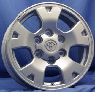 16 2011 Toyota Tacoma OE Wheels 16x7 Rims