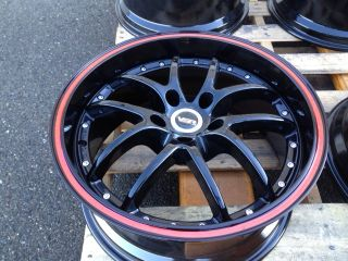 Maxima 240sx 300zx 350Z 370Z Murano Quest nismo Wheels Rim New