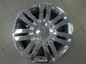 07 08 Lincoln Mark Lt Navigator 20 Chrome Wheel