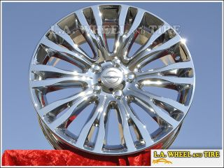 of 4 New Chrome Chrysler 200 Factory Wheels Rims 2392 Exchange