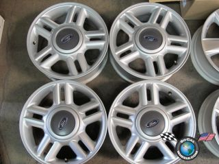 03 06 Ford Expedition Factory 17 Wheels OEM Rims F150 3517