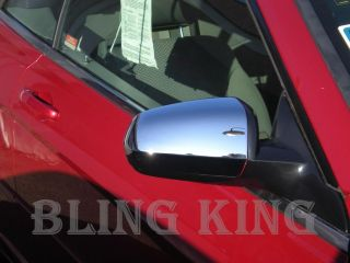 07 08 09 2010 Chrysler Sebring Chrome Mirror Handle Kit