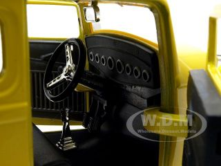 1932 Ford Coupe Yellow 1 18 American Graffiti
