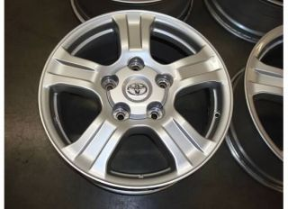 18 Toyota Tundra Sequoia Wheels Rims 07 12 08 09 10 11 Factory SR5