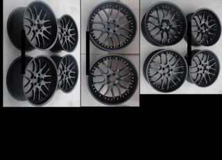 20 AVANT Garde 364 WHEELS AND TIRE PKG BMW E60 530 545 550 E63 645