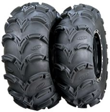 ITP Mud Lite XL 25 ATV Tires 25x8x12 25x10x12 4