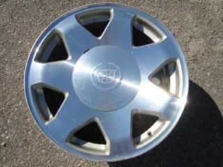 Cadillac Escalade ESV Ext Factory 17 Aluminum Wheel 2002 2003 2004