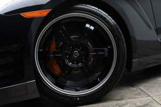 New 2012 Nissan Rays Forged R35 GTR Black Edition 20 inch Wheels Tires