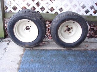Tractor Parts Riding Lawn Mower Series 1000 20 x 8 Wheel Tire Rim