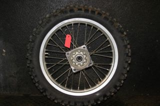 CRF150R CRF 150R Rear Wheel 16 Hub Rim Spokes Expert