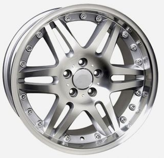 18x8 5 Monoblock Machined Wheels Rims Fit Mercedes