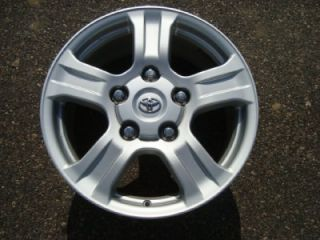 Toyota Tundra Sequoia Factory 18 Aluminum Wheels 2007 2008 2009