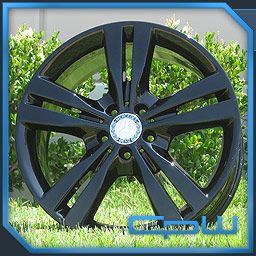 Black 2012 Mercedes Benz ml ML350 Wheels Rims Factory Origina