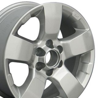 16 Silver Nissan Xterra Wheels Set of 4 Rims 62510