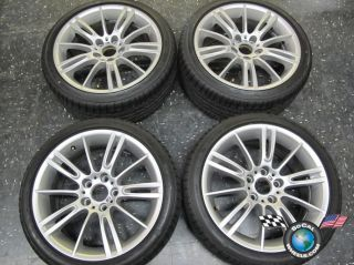 BMW 323 325 330 335 Factory 18 Wheels Tires OEM Rims E90 59590 59591