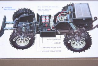 Marui 1 10 Toyota Land Cruiser Super Wheelie