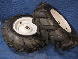 Tires Wheels Perfect Troy Bilt Horse Rototiller Tiller Carlisle Power