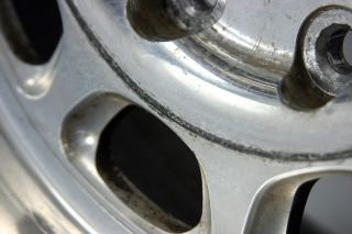 This auction is for one full set of 4 wheels. These wheels are a Weld