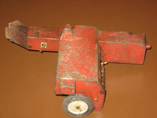 McCormick International Harvester Vintage Hay Baler Toy