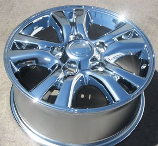 New 18 Factory Lexus LX470 Landruiser Chrome Wheels Rims GX470