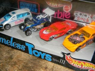 Hot Wheels Mattel Timeless Toys Series III Special Edition Barbie
