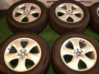 19 Factory Mercedes GL Wheels GL350 GL450 GL550 Tires Package Snow