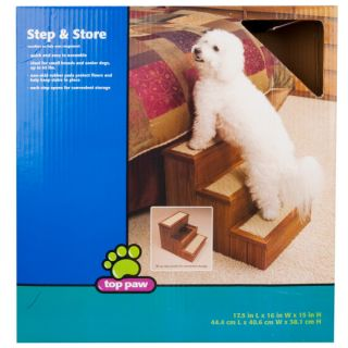 Top Paw™ Step & Store   Ramps & Steps   Dog