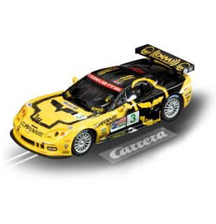 TOP Tuning Carrera Digital 132 Chevrolet Corvette C6R Racing No 3 wie