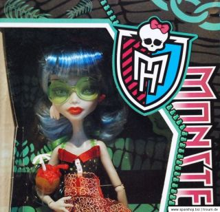 Monster High Skull Shores Abbey Bominable Lagoona Blue Ghoulia Frankie