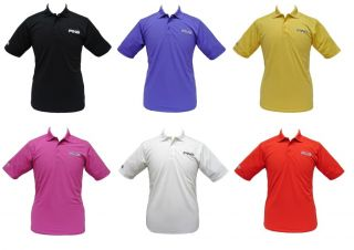 2012 PING COLLECTION RUFFIN TOUR LOGO GOLF POLO SHIRT