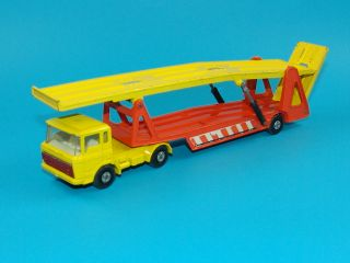 Matchbox Super Kings K 11 DAF Car Transporter (B551
