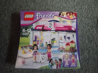 Lego Friends 41007   Heartlake Tiersalon