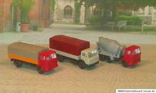 WIKING LKW Mercedes Benz 1160 / Spur N