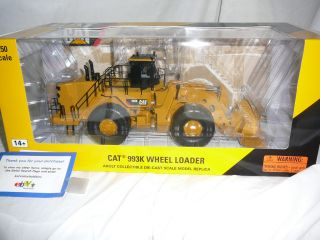 50 CAT 993K WHEEL LOADER   NORSCOT #55257