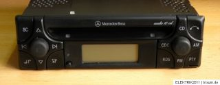 Original Mercedes Benz Radio Audio 10 cd MF2199 A1708200186