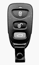 Keyless Entry Remote Fob Clicker for 2007 Hyundai Elantra (Must be