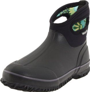 Bogs Womens Classic Short Waterproof Boot Shoes