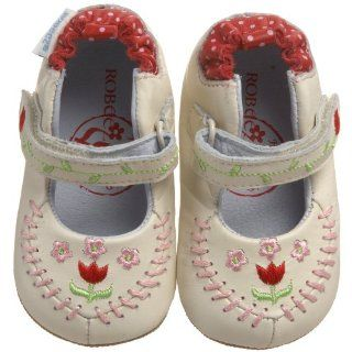 Mary Jane (Infant/Toddler),Vanilla,9 12 Months (4 M US Toddler) Shoes
