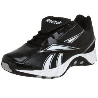 Mens High & Tight Hex Ride Baseball Shoe,Black/White,14 M Shoes