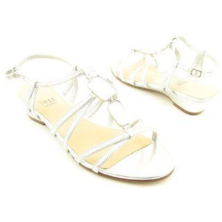 IMPO Rassela Silver Sandals Shoes Womens Size 7.5 Shoes