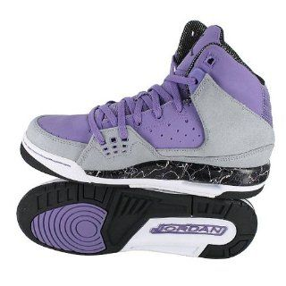Nike Air Jordan SC 1 (GS) Girls Basketball Shoes 439655 008