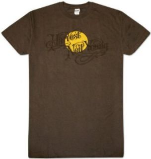 Neil Young Harvest Brown T shirt (XX Large) [Apparel