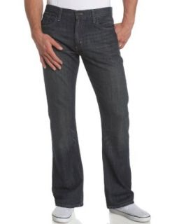 Levis Young Mens 527 Low Rise Boot Cut Jean, All Night
