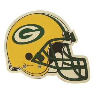 GREEN BAY PACKERS OFFICIAL HELMET LOGO CAR & FRIDGE MAGNET