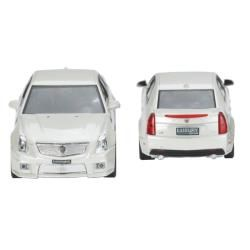 Cadillac CTS V White Diamond 2010 Diecast Scale Model Car