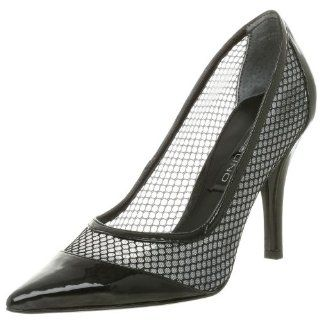 Bandolino Womens Tiff Spectator Pump,Black,8 M Shoes